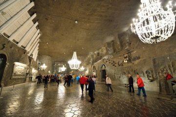 Minas de sal Cracovia